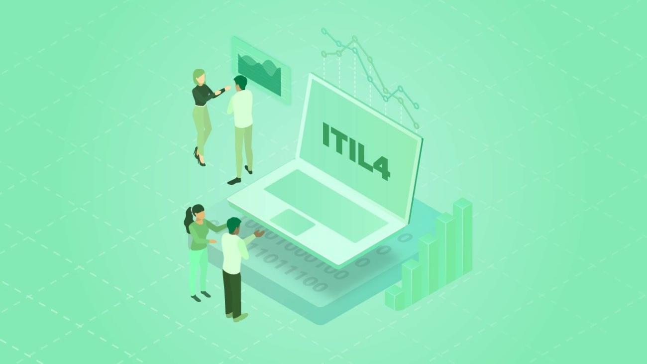 ITIL 4 service management