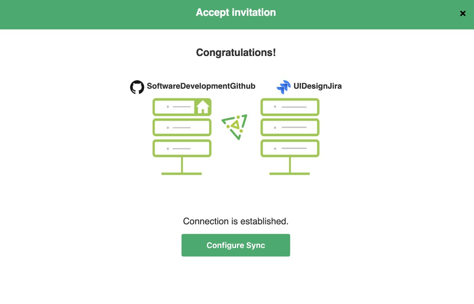 configure jira GitHub integration