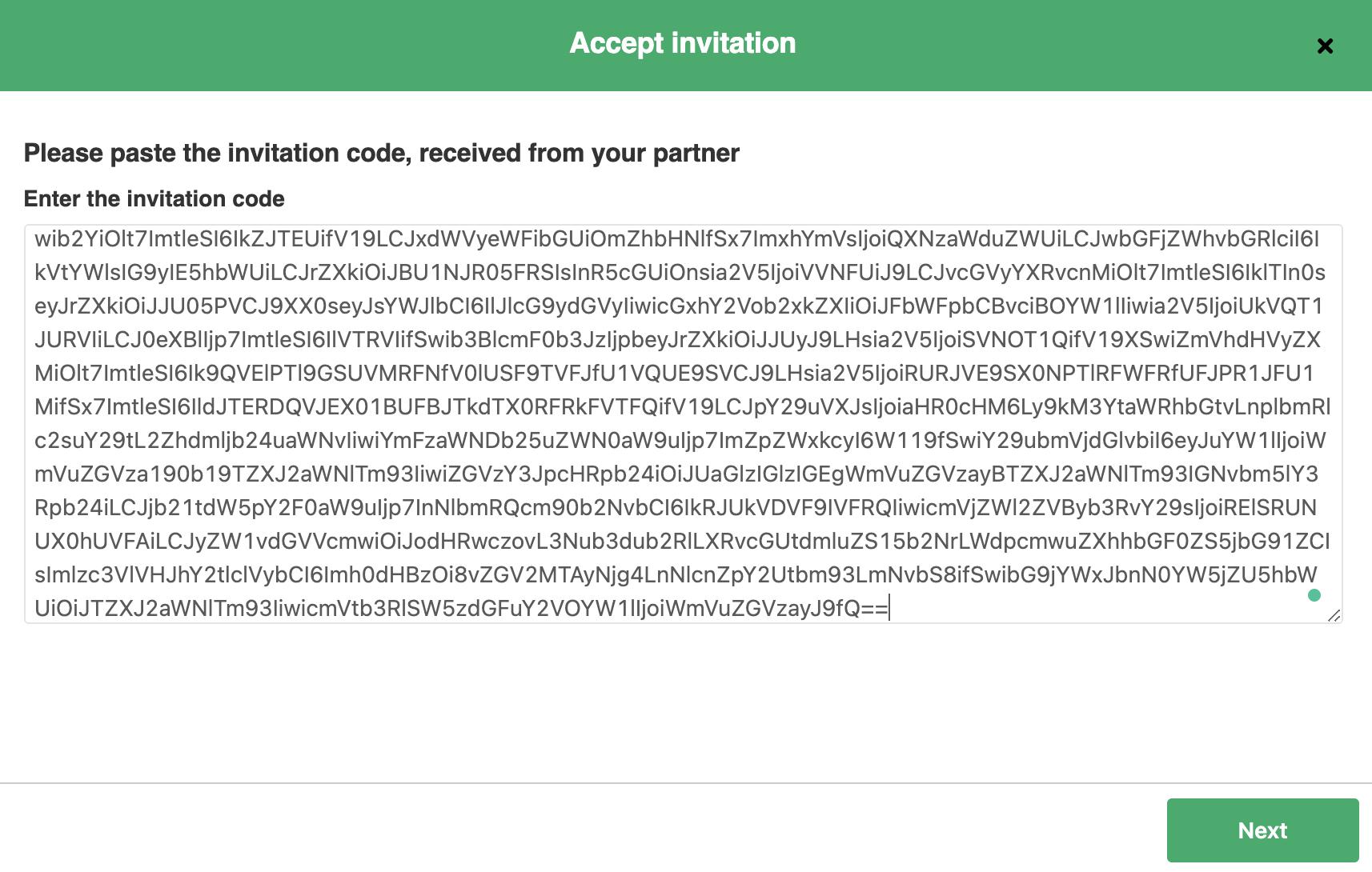 Accept ServiceNow Zendesk invitation